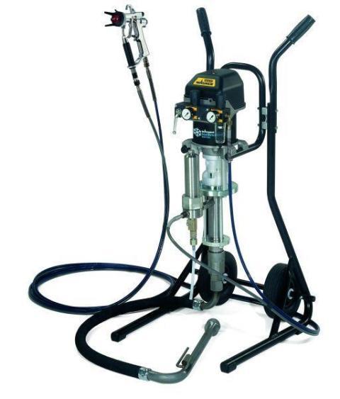 otro Comercial reposo  Piston Pump- Wagner PUMA 28-40 - MJ Supplies